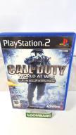 GRA PS2 CALL OF DUTY WORLD AT WAROFINAL FRONTS