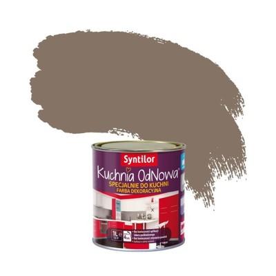 Farba Dekoracyjna Kuchnia Odnowa 05l Syntilor 6703097279