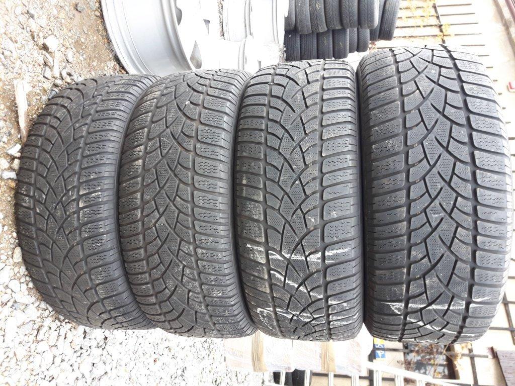 Opony Zimowe Dunlop 22550 R18 4szt 6999731709 Oficjalne