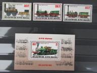 Korea - Kolejnictwo 1983