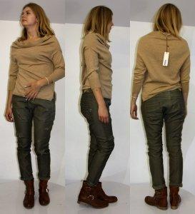 Wyprzedaż Spodnie Please M Khaki Milano Outlet 6446040530