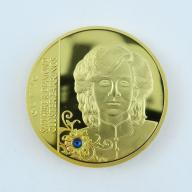 Księżna DIANA 2012 - cert. LUSTRO -Swarovski -B328