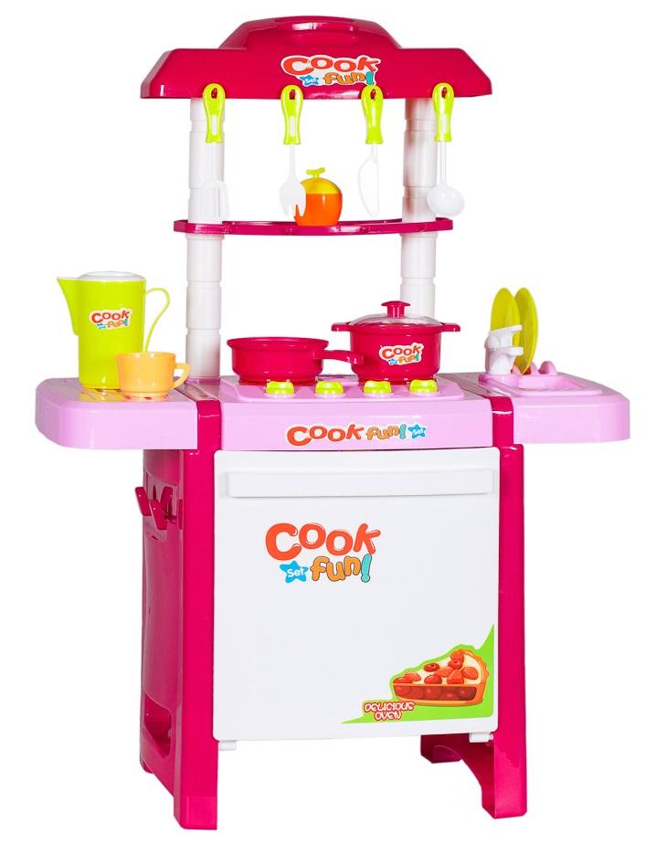 Kuchnia Super Cook Fun Dla Dzieci Plyta Grzewcza 4 7035124822