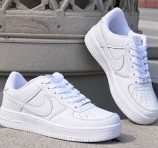nike air force 1 low white allegro