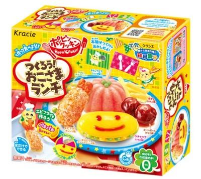 Kracie Popin Cookin Japana Okosama Lunch New 6928929321 Oficjalne Archiwum Allegro