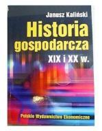 Historia gospodarcza XIX i XX w. - J. Kaliński