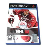 Gra PS2 NHL 08 Hokej NHL 2008 Playstation 2