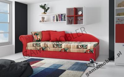 Sofa Kanapa Rozkładana Maciuś łóżko Tapczan Dzieci 5620452903