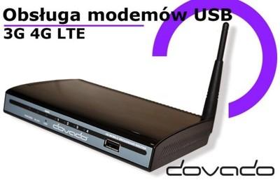 Router DSL WIFI 3G 4G Dovado E398 E3372 150Mbps