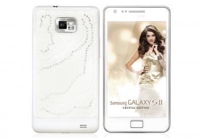 Samsung I9100 Galaxy S II CrystalEdition Swarovski