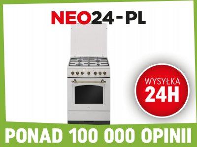 Kuchnia Gazowo Elektr Amica 621ge233zpmsdpaci