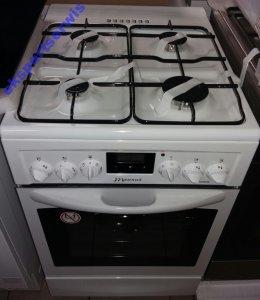 Kuchnia Gazo Elektryczna Mastercook Kge 3479sb Dyn