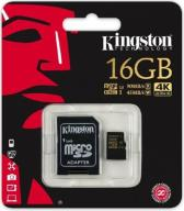 SDHC 16GB Class10 UHS-I Gold 90/45MB/s + adapter