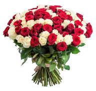 Prezent dla Niej Bukiety Poczta Kwiatów Kurier PL