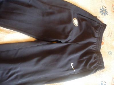 NIKE Granatowy dres damski spodnie bluza DRI FIT 2XL, 4XL