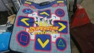 SUPERSTAR DANCE PAD PLAYSTATION 2 BCM JOYTECH
