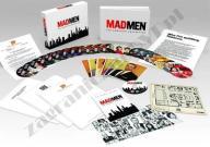 Mad Men [23 Blu-ray] Sezony 1-7 + Bonus [DELUXE]