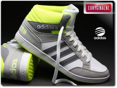 buty adidas vlneo hoops mid