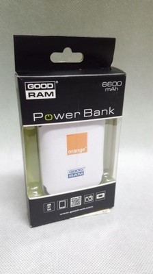 POWERBANK GOOD RAM 6600MAH = MEGA OKAZJA ! =