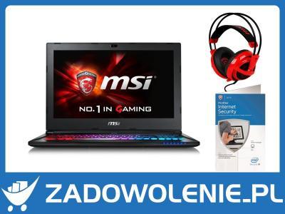 MSI GS60 6QE Ghost Pro 4K i7 16GB 256GB SSD GTX970 - 6011738896