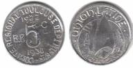 434(19) - Tuluza,5 Centimes 1930