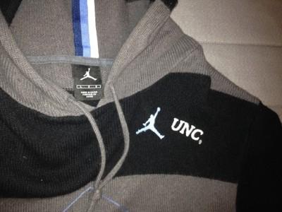 Sweter (nie bluza!) Jordan North Carolina UNIKAT L