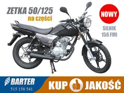 Nowy Romet Zetka Zk 125 Na Czesci Silnik 156fmi 3643791796 Oficjalne Archiwum Allegro