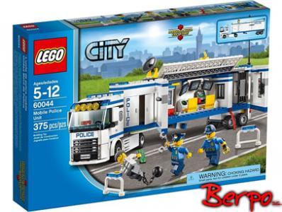 LEGO CITY 60044 MOBILNA JEDNOSTKA POLICJI POZNAŃ