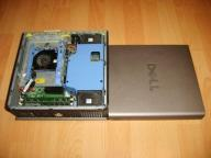 DELL optiplex GX 760 USFF sanki szyny do dysku HDD
