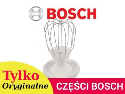 Trzepaczka Mieszak robota kuchennego Bosch