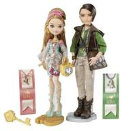 Ever After High 2-pak Ashlynn Ella Hunter Huntsman