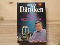 Śladami Wszechmogących,Erich von Daniken,autograf