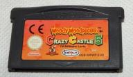 WOODY WOODPECKER CRAZY CASTLE 5 GAME BOY GRA OD1ZŁ