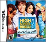 High School Musical 2: Work This Out!_NINTENDO DS