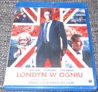 Blu-Ray: Londyn w ogniu (2016) London Has Fallen