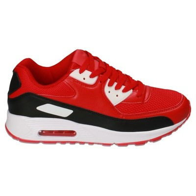 air max czerwono czarnw