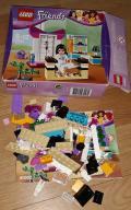 Lego Friends Lekcja Karate Emmy 41002 używane