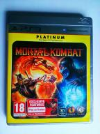 Mortal Kombat 2xPL PS3