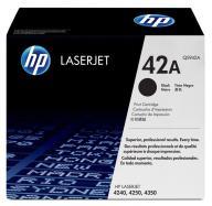 HP Toner Czarny 10k Q5942A