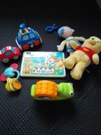 Zabawki zestaw mega Fisher Price