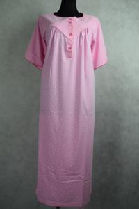 706b452facc50c Koszula Nocna Tradycyjna Babcia RÓŻ Kr.Ręk.DUŻA - 5851671305 ...