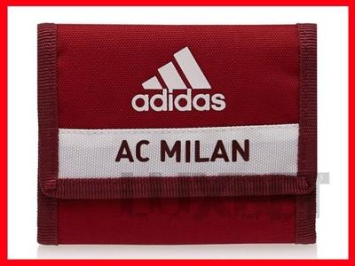 6ae4182880e0d WYPRZEDAŻ ! Portfel Adidas AC Milan Wallet M60136 - 6644832268 ...