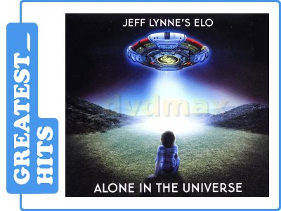 ELO: JEFF LYNNE'S ELO - ALONE IN THE UNIVERSE (CD)