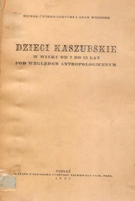 DZIECI KASZUBSKIE ĆWIRKO-GODYCKI