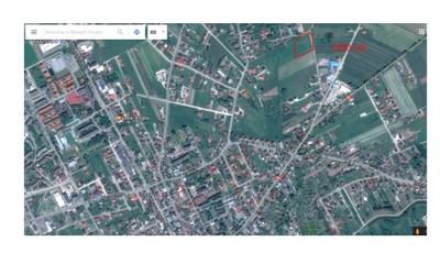 Działka Budowlana, Garwolin, Budzeń 1000 m2
