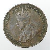 1919 Hong-Kong Jerzy V - cent