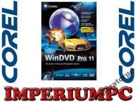 Corel WinDVD Pro 11 ML/PL Mini-DVD Box WDPR11MLMB