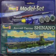 Model do sklejania Revell Aircraft Carrier Shinano