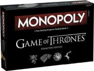 Monopoly 'Gra o tron' wersja kolekcjonerska