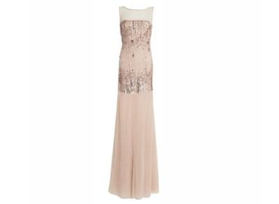38e34077ba LIU JO suknia wieczorowa I44 M ślub wesele HIT - 6463649970 ...